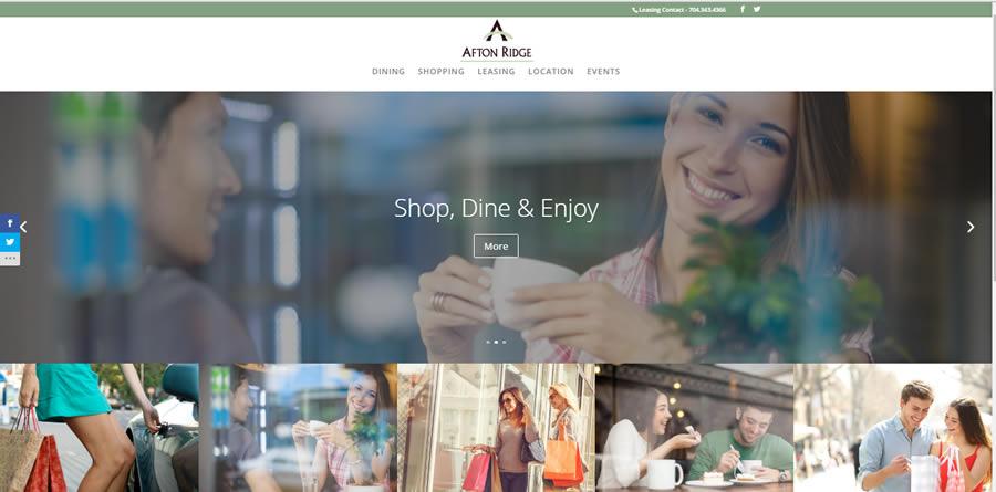 Afton Ridge Shopping Center